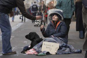 homeless-woman govt reform