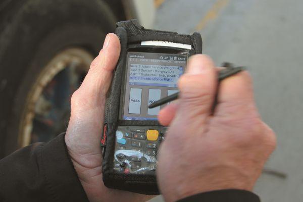 Mobico handheld