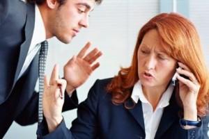 Interruptions at work