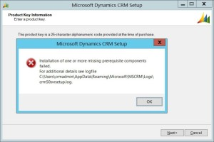 dynamics error windows 10