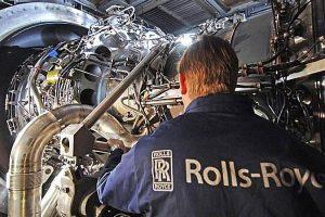 Microsoft and Rolls Royce
