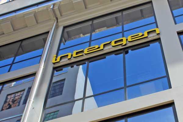 Intergen new office