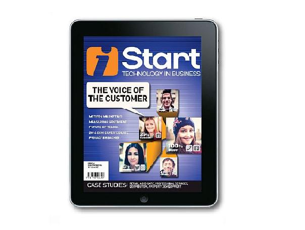 iStart magazine - The voice of the customer | Quarter Two 2014