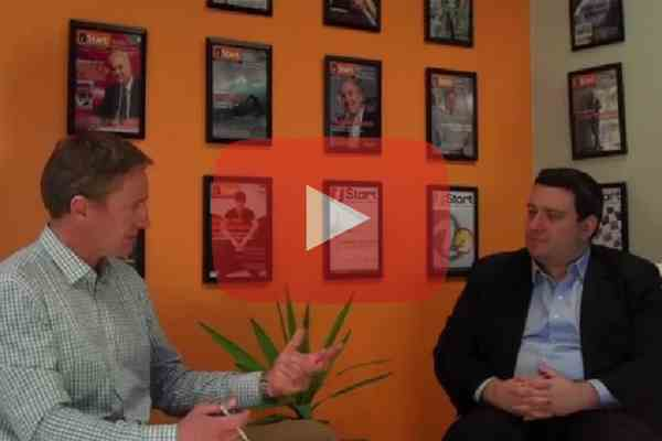 Video: Tom Skotidas talks about personal brand