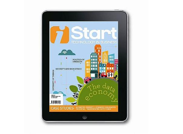 iStart magazine - The data economy | Quarter Three 2014