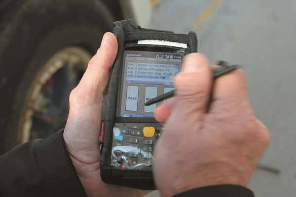Video: VTNZ goes handheld for WoF & CoF inspections