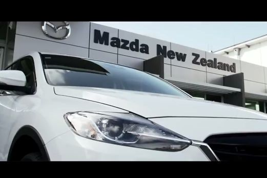 Video: Mazda New Zealand and Greentree lead the way in auto parts management