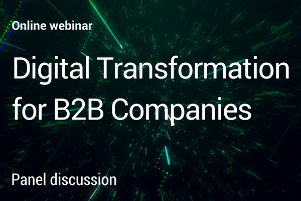 Digital Transformation for B2B Companies