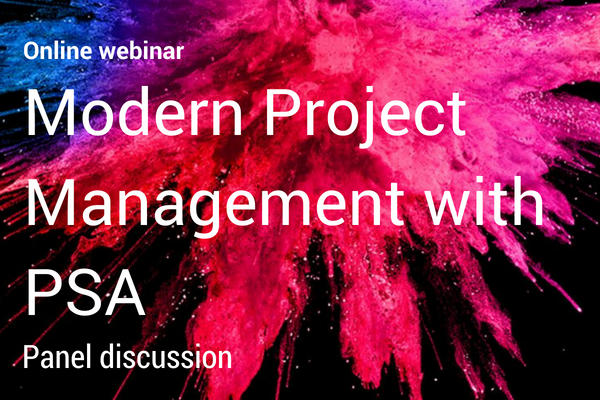 Modern Project Management with Professional Services Automation