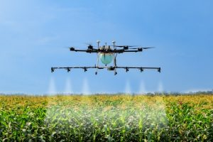 Drones on farms_AgritechNZ