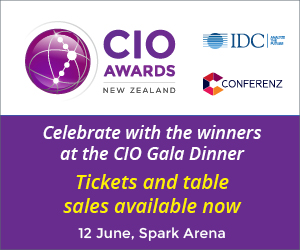 CIO Summit Gala dinner