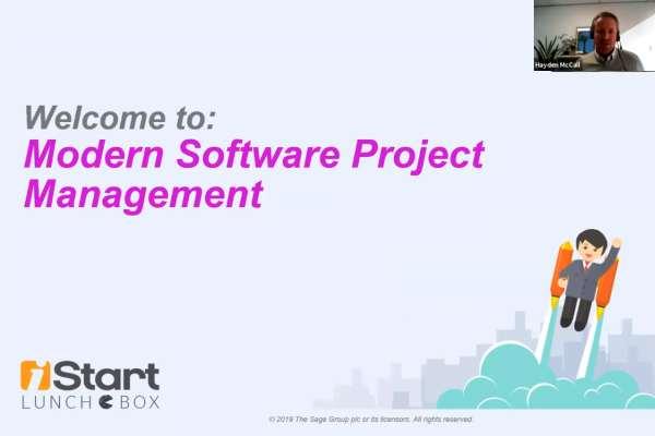 Modern Software Project Management