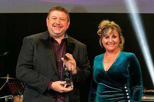 CIO of the Year Paul Littlefair