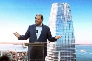 Marc Benioff_salesforce acquires Tableau