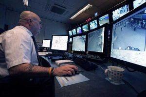 Unisys Survey Police social surveillance