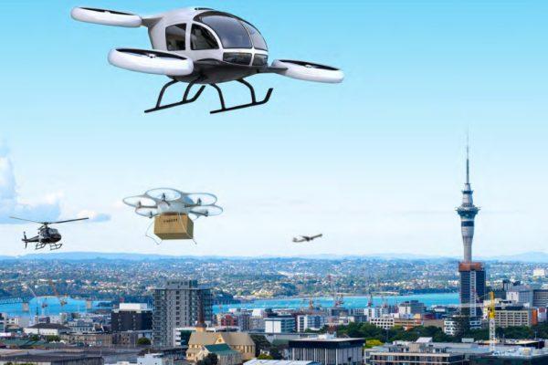 Drones in NZ