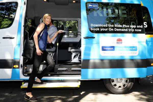 On demand bus
