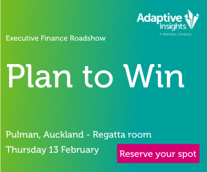 Adaptive Insights Executive Finance Roadshow - 13 February 2020