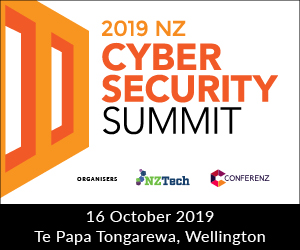 Cyber security summit - 16 October 2019