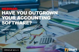 Have you outgrown your accounting software