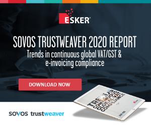 Sovos Trustweaver report