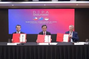 NZ Chile Singapore DEPA agreement