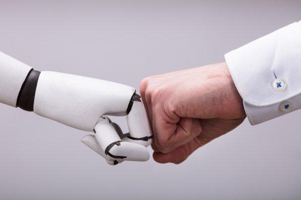 Robots eyeing up retail