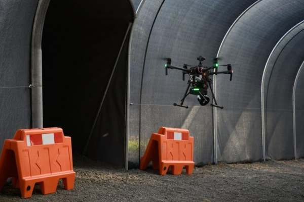 CSIRO's smart drone tech spin-out