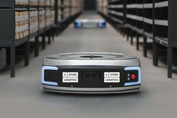 Same-day delivery needs robotic precision