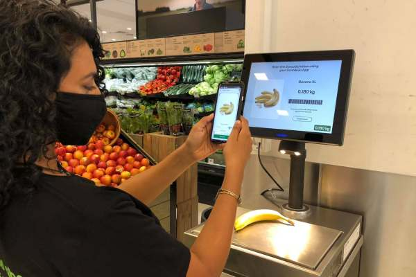 AI for apples: Countdown debuts 'Scan&Go' shopping