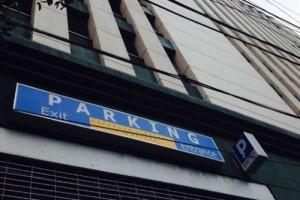 Metro parking