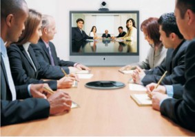 businesses slow to take video conferencing