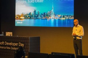 Satya Nadella_Microsoft NZ Developer Day