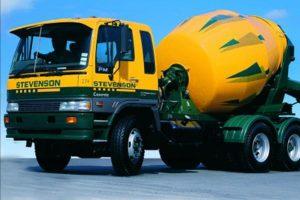 Stevenson Group truck