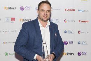Richard Kay CIO of the Year