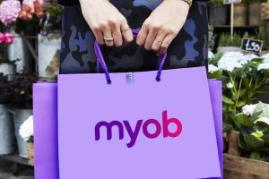 MYOB shopping spree