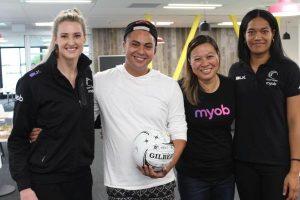 MYOB new Christchurch office