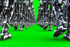 PwC Robots steal jobs