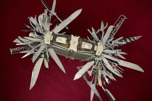 Kradle blades for SME