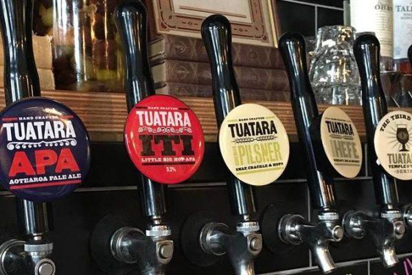 Tuatara Brewery beer