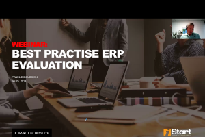 Best Practise ERP evaluation
