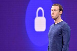 Facebook shares drop