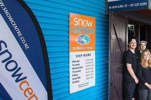 Snowcentre n2 First_Software