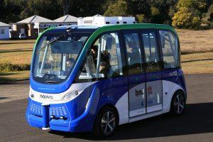 Autonomous vehicles_HMI Sydney